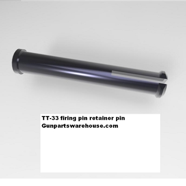 TT-33 Firing Pin Retainer Pin