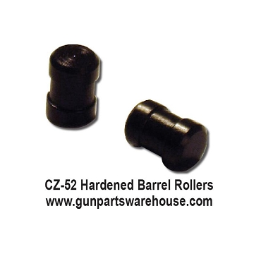 CZ-52 Solid Hardened Steel Barrel Rollers