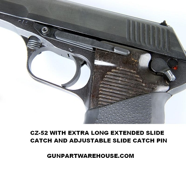 CZ-52 Extra Long Extended Slide Release