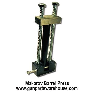 Makarov Barrel Press