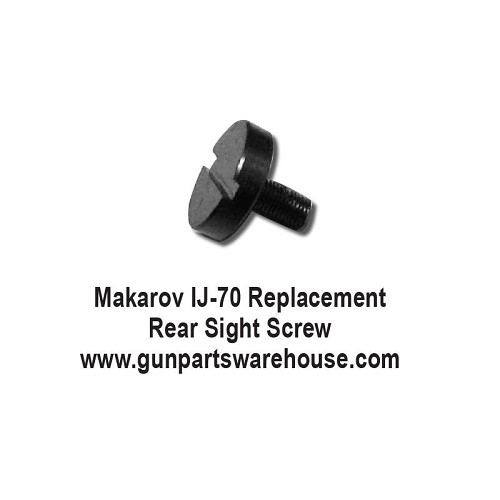 Makarov IJ-70 Replacement Rear Sight Screw